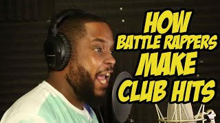 How Battle Rappers Make Club Hits (link in description)