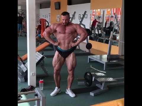 Milan Oboril gym