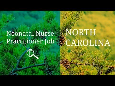 Neonatal Nurse Practitioner Job | North Carolina - 1581