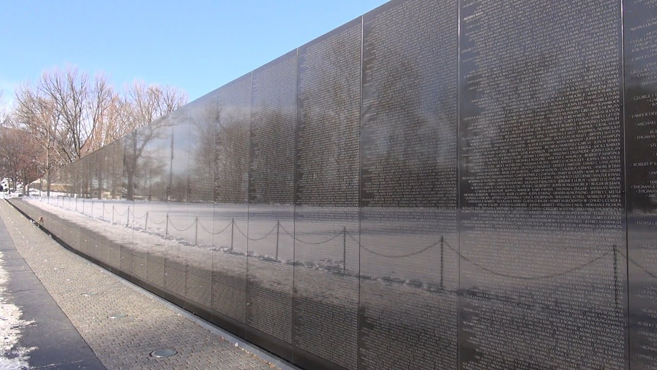 the vietnam wall Bring the vietnam veterans wall to boonville 796 likes aiming to coincide with the 25th annual boonville vietnam veterans get-together and to make a.