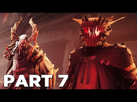 REMNANT FROM THE ASHES Walkthrough Gameplay Part 7 - LABYRINTH (FULL GAME)