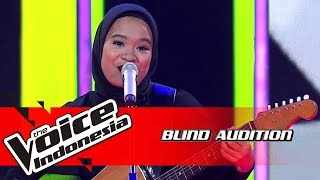 Mikaila - Just Friend | Blind Auditions | The Voice Indonesia GTV 2018