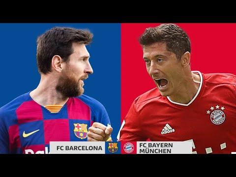Download Barcelona vs Bayern Munich - FULL MATCH - UCL 2020