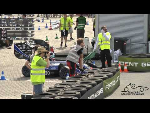 FSG 2014 - Endurance Evening Session Part I