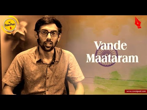 Line-by-line Meaning Of VANDE MATARAM