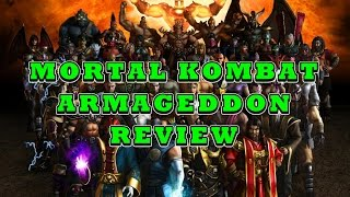 DBPG: Mortal Kombat Armageddon