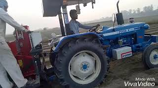 Ford 3600 modified  1995 model. With Patato ped planter