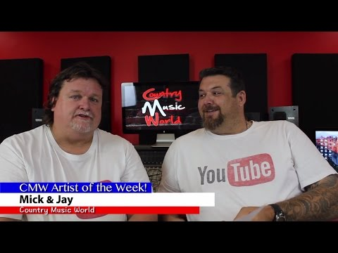 Country Music World News Top 10 Australian Artist Of the Week with Mick & Jay - #countrymusicworld