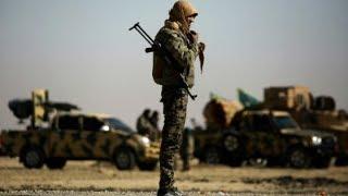 سوريا الديمقراطية  تسيطر على حي اليرموك غربي الرقة