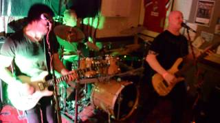 STILLYANO - LIVE AT THE CROWN INN BRIDPORT - RAISE YOUR HANDS