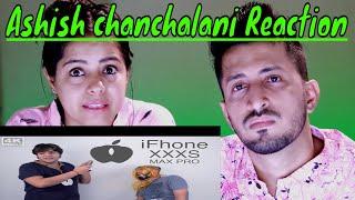 Double Apple iFhone | iPhone Parody | Ashish Chanchlani | Reaction on ashish chanchlani vines