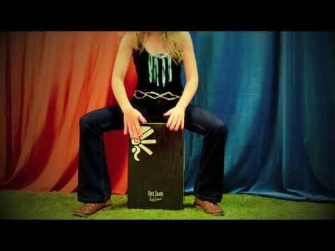 Cajon bulerias - 3 basic grooves