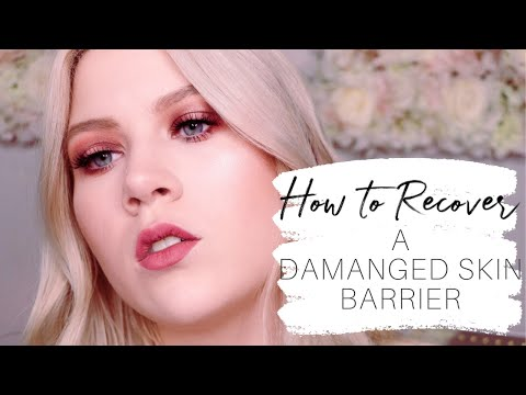 Red & Itchy Skin? How to Recover a Damaged Skin Barrier