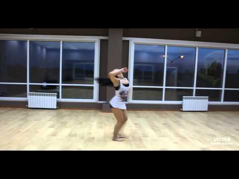 Rihanna - What Now contemporary choreography by Ira Sukhina - Jazzer