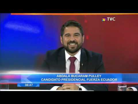Rafael Correa criticó a los candidatos por medio de Twitter