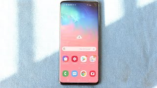 The Problem With The Samsung Galaxy S10