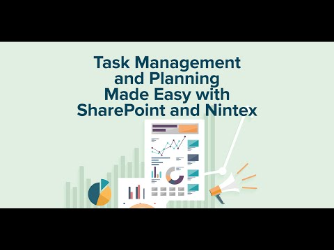 Task Management and Planning Made Easy with SharePoint and N