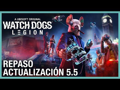 Watch Dogs: Legion – Revisión de la Actualización #5.5   Ubisoft LATAM