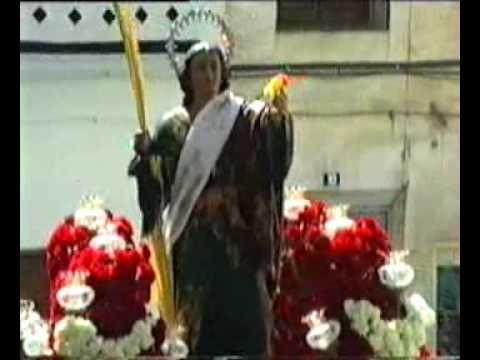 Ángel López Miñano (Abarán) Hermandad San Juan Evangelista 1992 Procesión Viernes Santo Murcia