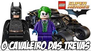 Lego Batman 3 - Batman , O Cavaleiro das Trevas O FILME