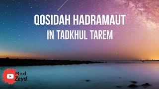 Qosidah Hadramaut - In Tadkhul Tarem