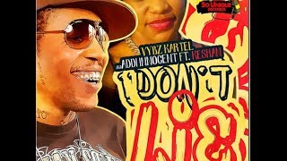 Vybz Kartel (Addi Innocent) Ft Keshan - Don