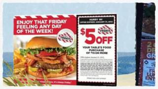 TGIF Coupons - Get Massive Discounts(, 2012-10-25T07:35:18.000Z)