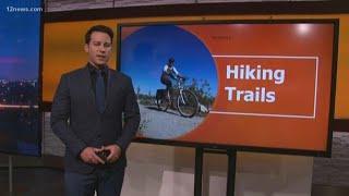 Should Arizona close its hiking trails due to the coronavirus outbreak?