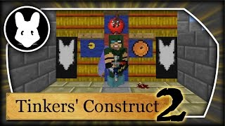 Tinkers' Construct 2: Ranged Weapons Bit-by-Bit in Minecraft 1.10+