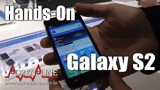 Hands-on Samsung Galaxy S2