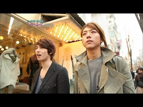 【TVPP】CNBLUE - Sweet Free time, 씨엔블루 - 달콤한 자유시간 @ K POP Star Fascinating the World