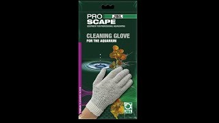 JBL ProScape Cleaning Glove - My new favorite maintenance tool!