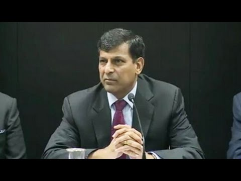 Raghuram Rajan holds rate in his final policy review