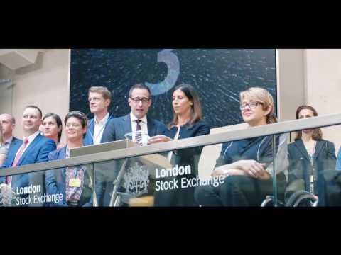 Moving Ahead | London Stock Exchange Market Opening Ceremony