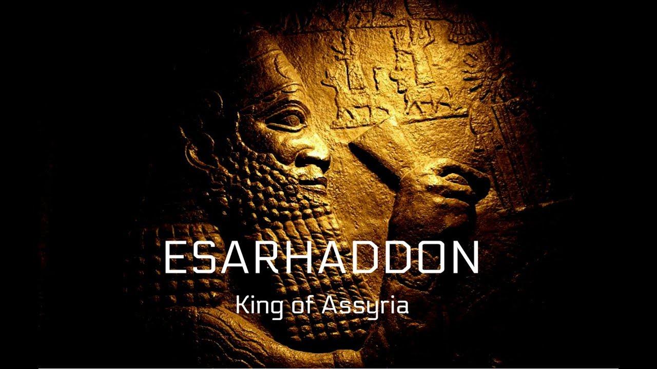 Image result for esarhaddon