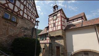 Forchtenberg, Sehenswürdigkeiten der Geburtsstadt von Sophie Scholl