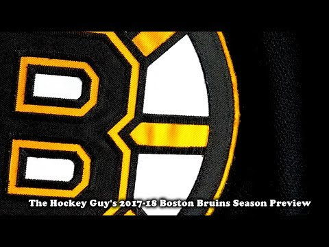 2017-18 Boston Bruins Season Preview