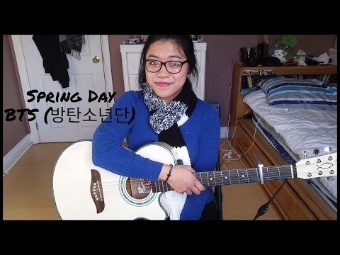 Spring Day (봄날) - BTS || Acoustic Cover [Korean]