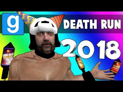 Gmod Death Run Funny Moments - 2018 Sports Bar Celebration! (Garry's Mod)