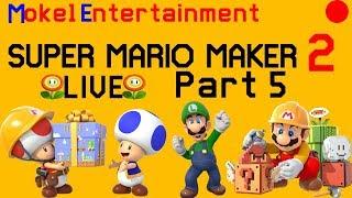 Super Mario Maker 2: Viewer Levels (5)