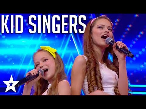 KID SINGERS Reach Amazing Vocals | Israel's Got Talent | Got Talent Global