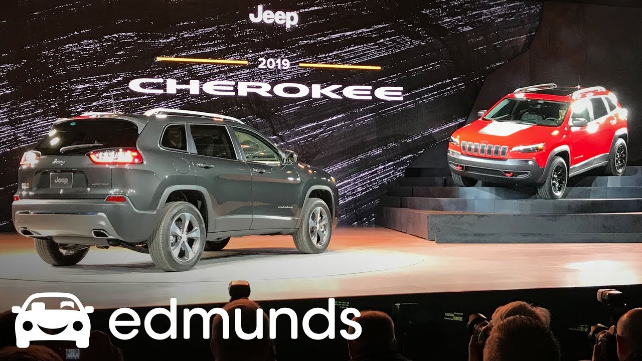 2019 Jeep Cherokee Prices, Configurations, Reviews | Edmunds