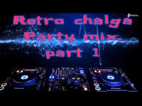 Retro Chalga Party Mix part 1/ Ретро чалга парти микс част-1