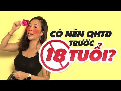 Có nên QHTD trước 18 tuổi? | 14+ | Sex Edu #8 ♡ Hana Giang Anh