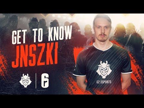 Get to Know: jNSzki | Rainbow Six Siege