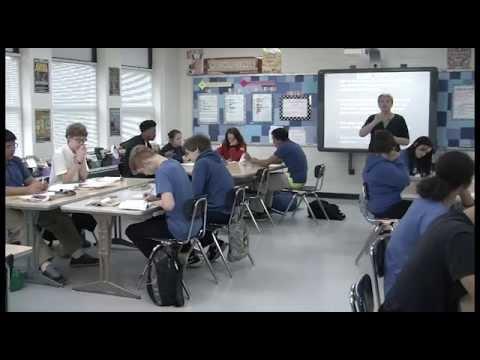 Talent Development Secondary - Webster High School