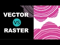 What Is Vector? Vector vs Raster Artwork Formats For Manufacturing Products
