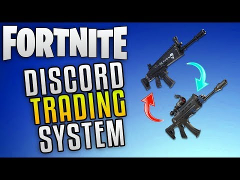 """Fortnite Save The World Community Trading System """"Fortnite How To Trade Safely"""""""