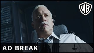 Repeat youtube video Sully: Miracle on the Hudson - 208 Seconds Ad Break - Warner Bros. UK