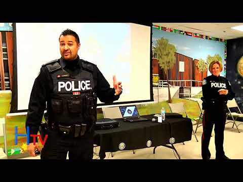 SOMALI INFORMATION SESSION HOSTED BY TORONTO POLICE SERVICE WITH HORMARKA TV 2018